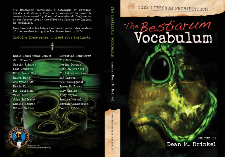 The Bestiarum Vocabulum cover v2 WRAP