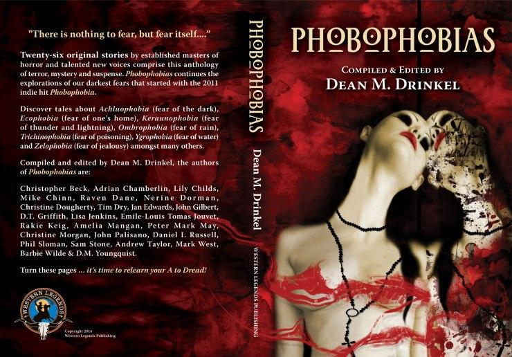 Phobophobias - cover wrap