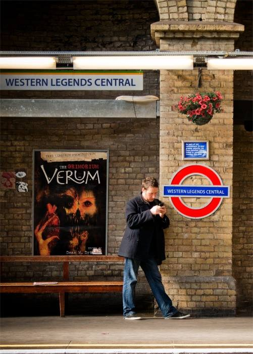 The Grimorium Verum on the Tube