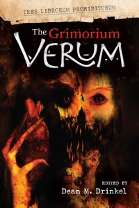 The Grimorium Verum - cover front